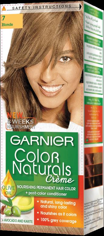 Garnier Color Naturals Hair Color Creme Blonde 7 Price In Pakistan